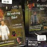 RT @eluniversocom: Retiran muñecos de 'Breaking Bad' tras campaña virtual: http://t.co/5xDWvpvRs6 http://t.co/AhWY1StGi2