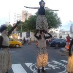 Campaña cívica en av cero/calle 11 #Cúcuta. A ver si aprenden a usar y respetar los pasos peatonales RT @avenidazero https://t.co/KujHUJRfm2