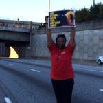 RT @ItsBiggerThanU_: WHO SHUT SHIT DOWN? #O22 #ItsBiggerThanYou #Atlanta #FergusonOctober #BlackLivesMatter #JUSTICE http://t.co/w5OdShgB3Q