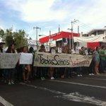 RT @Masde131ITESO: Diferentes contingentes se integran a la #MarchaNacional en #Guadalajara #ITESOConAyotzinapa @Soy132MX @masde131 http://t.co/ID6OFJR57f