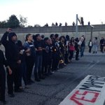 No arrests so far for highway shutdown action in Atlanta for #o22 #BlackLivesMatter http://t.co/sXbKYUabau