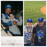 RT @MLBFanCave: 29 years ago, @Royals fan @brianmarascos father took him to the #WorldSeries. Last night, he returned the favor. http://t.co/MGti9Phd1h