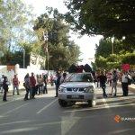 Prepara @SECCIONXXII marcha de Ciudad Universitaria al Zócalo por caso de normalistas desaparecidos en #Ayotzinapa http://t.co/uO3s6ZrOTA