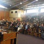 Junto a Comunidad Educativa de Liceo Industrial de #valdiviacl en ceremonia titulación. @Diarioenaccion @rioenlinea http://t.co/8plDGCeESo