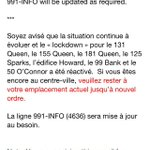 Lockdown réactivé au centre dOttawa #polcan http://t.co/f6c2lWlYCh