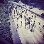 RT @OLAASM: Shout out to those shutting shit down | From #LA, #Houston & #Oakland in 2013 to #ATL #O22 today and in #Ferguson: http://t.co/o5y8rQsk5X