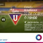 Campeonato Copa Pilsener @IDV_EC y @LDU_Oficial se enfrentan desde las 19h00 en partido diferido por la #Fecha4. http://t.co/LiWA0otwjM
