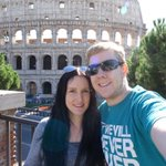 Nice old stadium but its no @TheAdelaideOval RT @michaeldyrynda: Representing @PAFC in Italy today http://t.co/Adh4OQlgF7