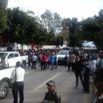 RT @noticiasnetmx: Esta apunto de salir marcha de la @SECCIONXXII de #CU con dirección al #Zocalo capitalino http://t.co/maxVCoiKSG