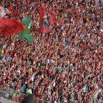 RT @fimdejogo: torcida entrando em campo: dá-lhe dá-lhe ohhhh mengão do meu coração #flamengo http://t.co/Nj2nXYgZCR