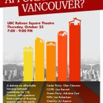RT @ubcnews: Check out this debate with housing experts and election candidates Thursday http://t.co/DVeyzb4xQu #vanpoli http://t.co/7RlQlkbzIR
