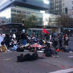 Approaching broadway and 14 again. Last die in happening. #O22 #Oakland http://t.co/E0yz7bLkrv