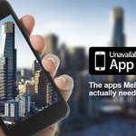 RT @theheraldsun: These are the #Melbourne apps that need to be developed ASAP http://t.co/5EKHaCSdRO via @MitchellToy http://t.co/xrYBZsIJ9C