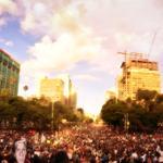 Impresionante la cantidad de personas en la marcha por Ayotzinapa #EPNBringThemBack http://t.co/UcqDUS7iNB