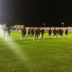 """""""@cdtolima: Activación muscular en el gramado del estadio La Independencia de Tunja. http://t.co/a9qgmmoT1o"""" SEMIFINALES #CopaPostobón"""
