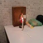 Pelo jeito no vestiário.... #flamengo http://t.co/ZMBYa1v00K