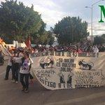 [Al momento] Inicia marcha, piden presentación con vida de los 43 normalistas de Ayotzinapa. Foto de @fotograf1ca || http://t.co/Yqv6b9GZav