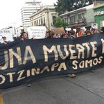 RT @rmartinmar: #AyotzinapaNoSeOlvida Ni un muerto mas, se exige en Guadalajara http://t.co/HIRQRh5AHc