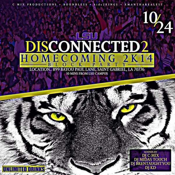 #Disconnected2 FRIDAY❗️ ✖️Official Address ✖️