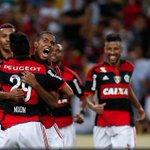 Com dois gols de Gabriel, @Flamengo vence o Internacional por 2 a 0. http://t.co/PiQRvsDq2U