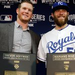 .@MLB has named #Royals Greg Holland the recipient of the Mariano Rivera AL Reliever of the Year Award. Congrats! http://t.co/SGk7LmELUN