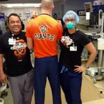 Even our hospitals are getting behind the #SFGiants #OctoberTogether http://t.co/kOpEbO1eEy