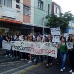 RT @Masde131ITESO: #EPNBringThemBack ITESO marcha por Ayotzinapa. http://t.co/OXAJSoe2Hp