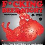 RT @deepthinka: Dollar Beer Night happening NOW at DBGB (@Dukes_FSOAT) on Allen #Buffalo #DollarBeerNight #TalkinPlowed http://t.co/CIEfPz9GEP