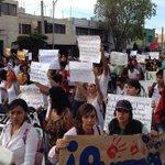 RT @MilenioJalisco: FOTO: Avanza marcha por normalistas de Ayotzinapa desaparecidos http://t.co/JDKG4e7psk http://t.co/bNWEeRC0Bd