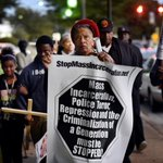 RT @mykalmphoto: PHOTOS: Protesters in Greenville walk for #NationalDayAgainstPoliceBrutality @GreenvilleNews http://t.co/K690u0GbB1 http://t.co/JBjBekoyTi
