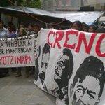 Con marcha se suma #CRENO al paro nacional por #Ayotzinapa http://t.co/EeR27RFp7z #noticias #Oaxaca #twitteroax #news http://t.co/2dnD8Bn82Z