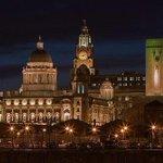 Liverpool by night. La New York de Siglo 19. Una cultura unica en Inglaterra. Llena de historia, tradición y futbol http://t.co/jTcLksEQMd