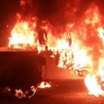 RT @youm7: مجهولون يشعلون النيران فى سيارتى شرطة بالمولوتوف بمحافظة #البحيرة http://t.co/pOAjHEJLBu #مصر #أخبار #اليوم_السابع http://t.co/RXCDIMQXv7