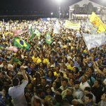 """Recife!!! #Aecio45PeloBrasil Ato político de apoio a Aécio lota Marco Zero do Recife http://t.co/qpi4VeXn4p http://t.co/ozCQCDfz1y"""""""""""