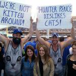 Game 2, right meow. http://t.co/a5ip0WrsNZ #WorldSeries http://t.co/gZ21TmdkoB