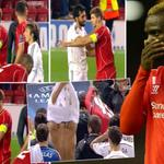 Gerrard shows Balotelli how its done by refusing to swap shirts after Liverpools defeat http://t.co/QruOuyXarI http://t.co/EeFe2FuwID