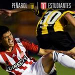RT @DiarioOle: Estudiantes pasó a cuartos tras ganarle por 3-1 en los penales a Peñarol. H.Navarro tapó 3 ▶ http://t.co/KQA8ypMSps http://t.co/J7c9J3sU3A
