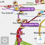"""@ronh808: @dt808traffic the traffic on Moanalua Rd in PC is twisted! #hitraffic Kam is the same AIYAH! http://t.co/o1eIhKY35A""Happy driving"