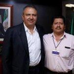 Recibimos con gusto la visita en @Liconsa del Presidente Municipal de Tejupan, Oaxaca, Rubén Morales Antonio. http://t.co/TFdwHyAJEp