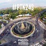 "Selamat siang P People. Siap"" akan banyak event menyemarakkan HUT #PTK243 Cek TL kami untuk jadwal. http://t.co/s7XmOuDTdl"