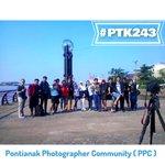 seluruh pengurus PPC mengucapkan selamat hari jadi kota Pontianak . Maju terus fotografi ptk @infoPontianak #PTK243 http://t.co/EIcjaV2zbc
