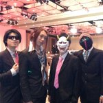 これからレッドカーペット! #TIFFJP #東京国際映画祭 with ニコ動ナビゲーターのm.s.s.project http://t.co/AdGfx2RWLA