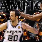 RT @SportsCenter: NBA GMs have picked the Spurs as overwhelming favorites to repeat as champions. » http://t.co/WJ2ilkQezj http://t.co/HKjRh73b54