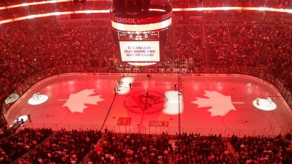 Pittsburgh proves it's more than just a game. Watch their touching tribute to Ottawa: http://t.co/D18xm2jpBZ http://t.co/I7XhOvSsqi