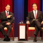 RT @MQMulville: Rob Astorino points to Gov. Andrew Cuomo as he answers a question during a debate #nysgovdebate http://t.co/gIHFRb2ov3