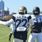 RT @Jaguars: CB @AColvin_22 participated in his first #Jaguars practice today. Practice pics: http://t.co/2OM6hrc5Fw http://t.co/A3wMVI6YWd