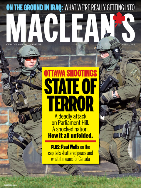 RT @decloet: A special issue of @MacleansMag, avail. now on iPhone and iPad - free to all readers, via the Maclean's app #Ottawa http://t.co/Uw0D6l03UH