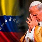 RT @aciprensa: Que San #JuanPabloII acompañe #Venezuela por caminos de paz y de justicia http://t.co/C5BkIdJ18O http://t.co/JkVky7kcuQ