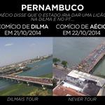 RT @diImabr: Oi Aécio, é aqui a Lotus Tour? #13rasilTodoComDILMA http://t.co/FNyhSHP2DE