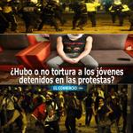RT @elcomerciocom: #Seguridad / ¿Hubo tortura? Revisen algunos testimonios de jóvenes que estuvieron detenidos » http://t.co/XkmXuPE1PI http://t.co/s5jPYC6Mp9